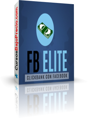 FB Elite Clickbank con Facebook