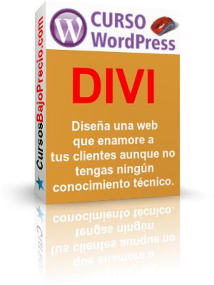 WordPress con DIVI