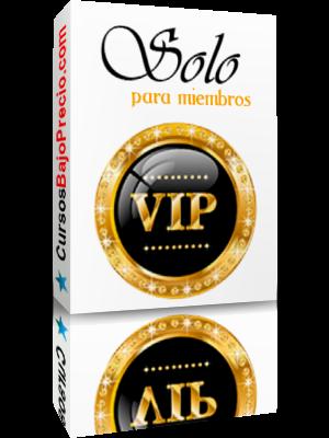 membresia vip cursosbajoprecio.com