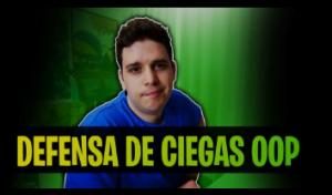 CURSO DE DEFENSA DE CIEGAS OOP