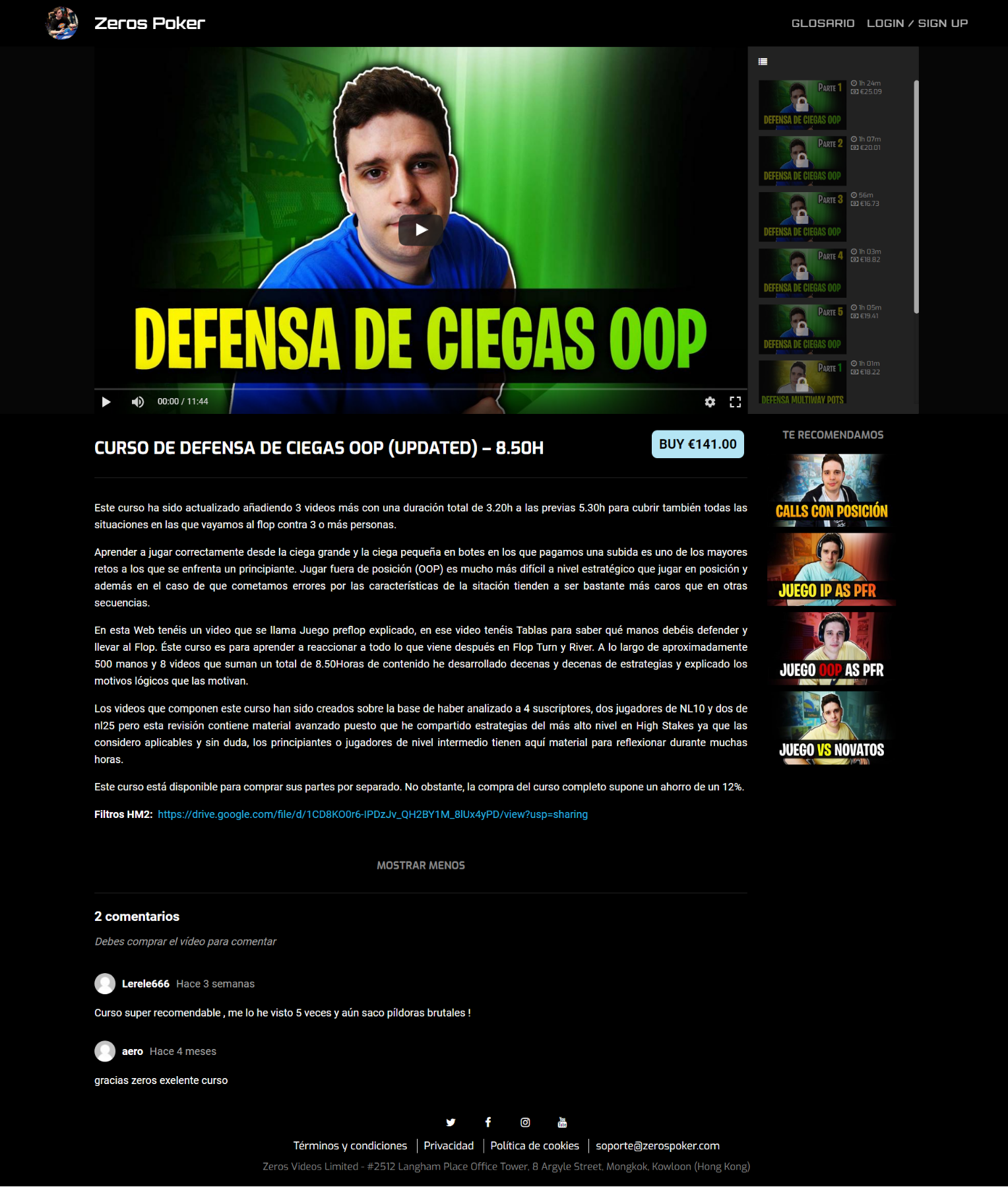 CURSO DE DEFENSA DE CIEGAS OOP (UPDATED)