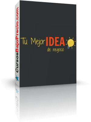 Tu Idea de negocio